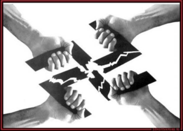 Святые антифашисты и фашисты.